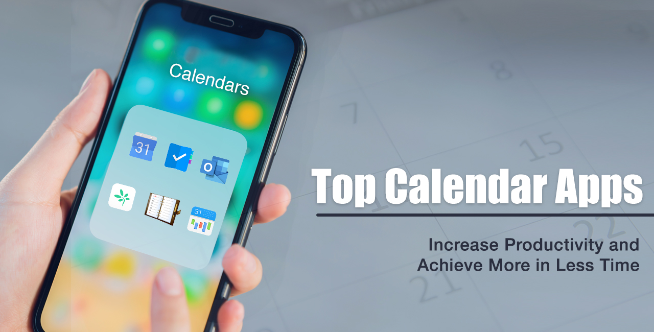 7 Best Calendar Apps for Android & iOS in 2019