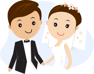 Create a wedding app