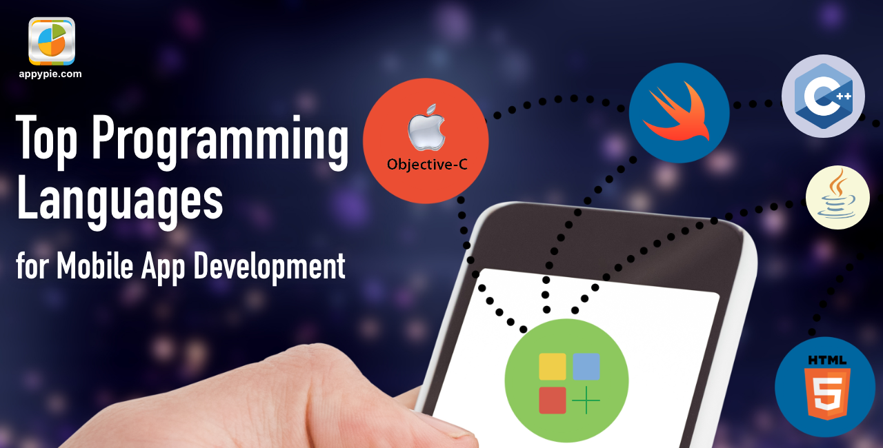 Top Programming languages for app development, app